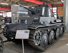 Panzer 38(t) (Schwanzus_Longus) Tags: munster german germany museum old classic vintage military army wehrmacht world war ii 2 combat battle panzer 38 t 38t