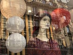 femme-mode-urbaine© (alexandrarougeron) Tags: photo alexandra rougeron reflet paysage urbain ville