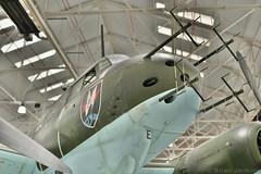 Junkers Ju88R-1 (PJ876) (Bri_J) Tags: rafmuseum cosford shropshire uk museum airmuseum aviationmuseum aircraft junkers ju88r1 pj876 ju88 nightfighter fighter lichtensteinradar hdr wwii luftwaffe