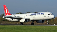 TC-JTO (AnDyMHoLdEn) Tags: turkishairlines a321 staralliance egcc airport manchester manchesterairport 05r