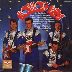 Spotnick's Best (Jim Ed Blanchard) Tags: lp album record vintage cover sleeve jacket vinyl weird funny strange kooky ugly thriftstore novelty kitsch awkward spotnicks sweden swedish instrumental outer space