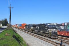 Norfolk Southern Railway 4139