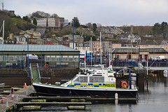 Eagle (Zak355) Tags: rothesay bute isleofbute scotland scottish police policelaunch eagle boat policeboat riverclyde polis defencepolice rothesayharbour emergency