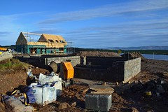 (Zak355) Tags: rothesay bute isleofbute scotland scottish lochend lochendfarm lochascog housing houses mountstuart construction