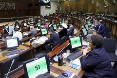 SESIÓN NO. 651 DEL PLENO DE LA ASAMBLEA NACIONAL. QUITO, 21 DE ENERO 2020. (Asamblea Nacional del Ecuador) Tags: sesióndelpleno sesión pleno 651 asambleanacional asambleaecuador votación