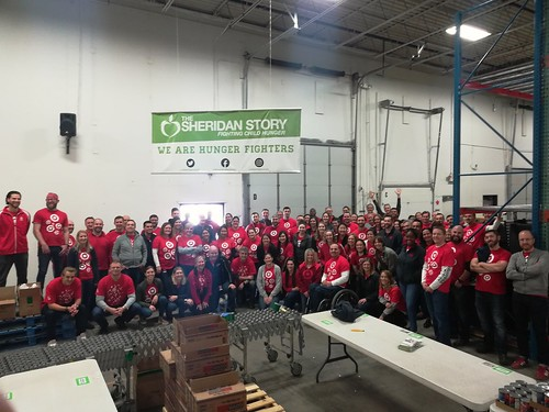 Target Property Management Packing Event, 1/16/20