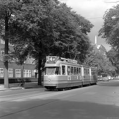 J.M. Coenenstraat (Tim Boric) Tags: amsterdam coenenstraat tram tramway streetcar strassenbahn gvb 6g werkspoor