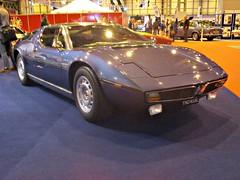 350 Maserati Bora (1972) (robertknight16) Tags: maserati italy italian 1970s bora maseratit117 nec nec2015 ynd458l