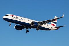 EGLL - AIrbus A321 - British Airways - G-NEOT (lynothehammer1978) Tags: egll lhr heathrowairport heathrow londonheathrow britishairways gneot airbusa321