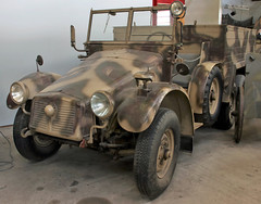 Protze (Schwanzus_Longus) Tags: mundster tank museum german germany old classic vintage vehicle truck lorry flatbed platform military army wehrmacht krupp l2h 143 protze