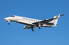 EGLL - Embraer 135BJ Legacy 600 - D-AVIB (lynothehammer1978) Tags: egll lhr heathrowairport londonheathrow heathrow embraer135bjlegacy600 davib
