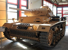 Panzer III (Schwanzus_Longus) Tags: munster german germany museum old classic vintage military army wehrmacht world war ii 2 combat battle panzer iii 3