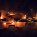 Violin Lighting Creative Music Edited 2020
