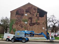Slim / Nieuw Gent - 21 jan 2020 (Ferdinand 'Ferre' Feys) Tags: gent ghent gand belgium belgique belgië streetart artdelarue graffitiart graffiti graff urbanart urbanarte arteurbano ferdinandfeys