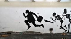 Klaas Van der Linden / somewhere - 21 jan 2020 (Ferdinand 'Ferre' Feys) Tags: gent ghent gand belgium belgique belgië streetart artdelarue graffitiart graffiti graff urbanart urbanarte arteurbano ferdinandfeys urbex klaasvanderlinden