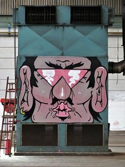 Resto / somewhere - 21 jan 2020 (Ferdinand 'Ferre' Feys) Tags: gent ghent gand belgium belgique belgië streetart artdelarue graffitiart graffiti graff urbanart urbanarte arteurbano ferdinandfeys urbex resto