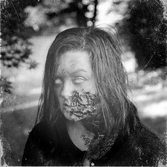 First documented Zombie - Jun 1842 (schillin128) Tags: amateur portraiture portrait zombieart filters oldphoto zombiemakeup creepy scary deadnightmare bw blackandwhite photography directorofphotography filmphotography film shortfilm webseries youtubefilm youtubewebseries youtube zombieshortfilm zombieapocalypse zombies zombie