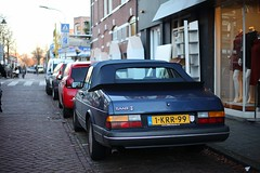 1-KRR-99 (timvanessen) Tags: 1krr99 saab 900 cabrio cabriolet convertible