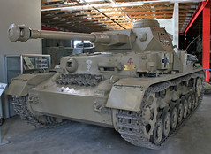 Panzer IV (Schwanzus_Longus) Tags: munster german germany museum old classic vintage military army wehrmacht world war ii 2 combat battle panzer iv 4