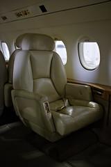 DSCF6695 (J E) Tags: dassault falcon 900 f900 aircraft seat cabin aviation airplane interior leather windows