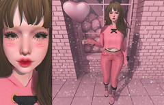 【99 pink balloons】 (Sooyun Ichtama) Tags: asteroidbox avoixs blackbantam casselustre flora foxcity keikumu kustom9 prtty secondlife slblogger