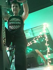 Spin class (picsbyrita) Tags: 21366 spin gym selfie
