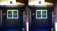 Batch G 0128 (dizzygum) Tags: vintage stereo 3d slide image 1959 house exterior