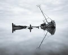 Pin Mill reflections (michaelclarke_photography) Tags: pinmill suffolk ipswich river orwell seascape boats fuji fujifilm xt1