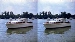 Batch G 0149 (dizzygum) Tags: vintage 3d stereo slide image 1959 boat