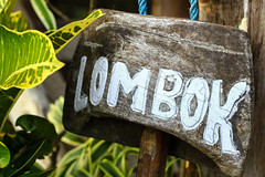 Lombok sign (Tiket2) Tags: asia asiatravel indonesia travel travelpic travelphoto indonesian amazing stunning tiket2 creativecommons free freephoto attribution tourism tourist exotic tropical lombok sign signs