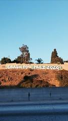CRASH FOR PEZ 2020! (luisdelacruz93) Tags: graffiti fuck trump