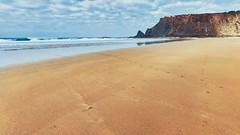 Algarve (mondogross) Tags: ocean beach surf colorful portugal algarve