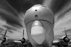 Boeing KC-97: Arizona's Pima Air & Space Museum (jswensen2012) Tags: coldwar pimaairspacemuseum arizona tucson stratofreighter aerialrefuelingtanker kc97 boeingkc97
