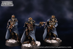Death Korps of Krieg Quartermasters