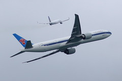 China Southern 777 Departs SFO for Wuhan (photo101) Tags: boeing travel sfo china csn660