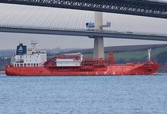ESHIPS SHAMAL (Gerry Hill) Tags: eships shamal imo 9506198 gas tanker passing south queensferry rosyth scotland forth road bridge harbour river water firth pussy replacement crossing north boat ship fracking