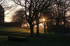 St George Park Sunset (Benn Gunn Baker) Tags: park sunset st canon bristol george baker power shot benn gunn mark x powershot ii g9