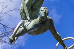 Suspension_DSC0111 (GmanViz) Tags: gmanviz color art sculpture kinetic germanvillage columbus ohio sonya6000