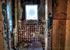 Inside The Broken (HWW) (13skies) Tags: hww abandoned inside hdr highdynamicrange canont3i windowlight happywindowwednesday urbex urbanexploring mess