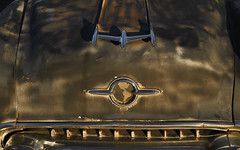 Olds (Clay Fraser) Tags: olds oldsmobile holbrook arizona fujifilm xpro2 xf1655mm pinconnected sunrise