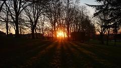 St George Park Sunset (Benn Gunn Baker) Tags: benn gunn baker canon power shot st george park bristol sunset powershot g9 x mark ii