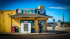 Moss Landinng Corner Store  No.4 (CDay DaytimeStudios w /1 Million views) Tags: california pacificcoast montereybayarea landscape pacificcoasthighway mosslanding mosslandingharbor