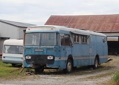 Seddon Pennine 6 - Past it's best, NZ (Ed's Bus Photos) Tags: seddon pennine 6 new zealand