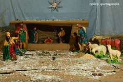 crêche de noël - Jesus birthday 001 (generalneisenhauer8) Tags: creche crêche noël crechedenoel christmas jesus birthday people lighting light speedlight softbox nikon d5600 nikonafsnikkor50mm14g