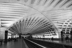 DC Metro l'Enfant Plaza (gspeed0689) Tags: washingtondc metro subway publictransportation