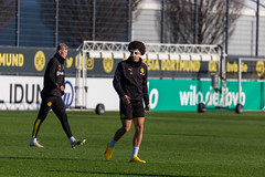 Axel Witsel wears a protective mask as he trains with BVB after a break due to a nose injury in December (verchmarco) Tags: bundesliga training borussiadortmund fussball bvb 2020 soccer fusball football competition wettbewerb man mann stadium stadion rugby match spiel sportsfan sportfan ball soccerplayer fusballspieler athlete athlet adult erwachsene goalkeeper torwart soccerfield fussballplatz outfit action aktion soccerball goal tor people menschen game 2019 2021 2022 2023 2024 2025