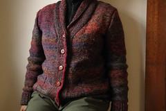 Cardigan (Winam) Tags: knitting kingsgrove nsw
