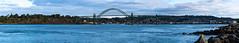 Yaquina Bay Bridge (glentsch) Tags: newport oregon bay bridge panoramic water lighthouse yaquina route101 northwest best blue pacific port harbor lentsch nikon nikond850 d850