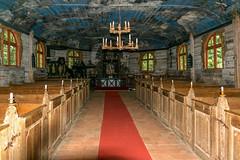 Lutheran Church (HWW) (Lense23) Tags: riga lettland latvia church kirche fenster windows indoor hww museum historisch historic architecture architektur