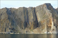 Kjøllefjord Cliffs (ChipRossMaine) Tags: kjøllefjord geology fjuord rockformation msnordkapp nikon coolpixp1000 p1000 chipsfolio hurtigruten